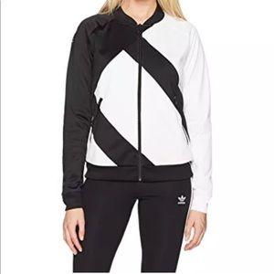 adidas Originals Womens EQT Superstar Track Jacket